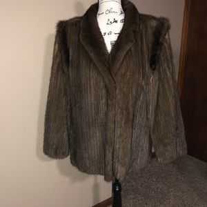 Open To Offers❣️Vintage Saga Furs Mink Coat